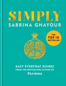 Simply by Sabrina Ghayour Book Cover
