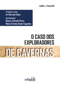 O Caso dos Exploradores de Cavernas Book Cover