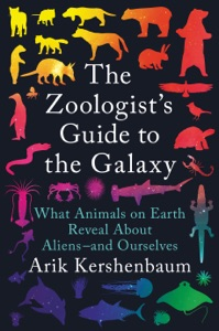 The Zoologist's Guide to the Galaxy Book Cover