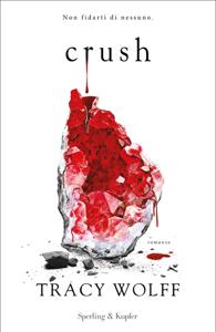 Crush Copertina del libro