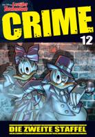 Walt Disney - Lustiges Taschenbuch Crime 12 artwork