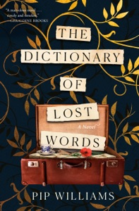 The Dictionary of Lost Words Book Cover