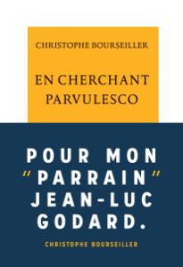 En cherchant Parvulesco Couverture de livre