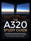 The A320 Study Guide Book Cover