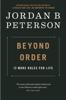 Jordan B. Peterson - Beyond Order artwork