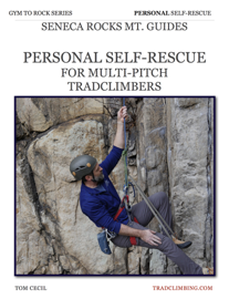 Personal Self-Rescue for Multi-pitch Trad Climbers