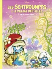 Les Schtroumpfs et le village des filles - tome 4 - Un nouveau départ