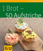 1 Brot - 50 Aufstriche