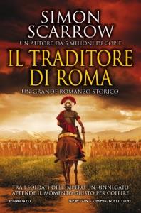 Il traditore di Roma Book Cover