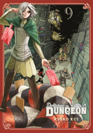 Delicious in Dungeon, Vol. 9