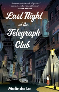 Last Night at the Telegraph Club Book Cover