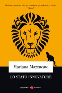 Lo Stato innovatore Copertina del libro