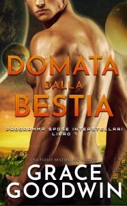 Domata dalla bestia Book Cover