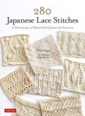 280 Japanese Lace Stitches Book Cover