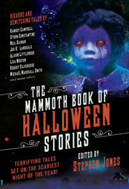 The Mammoth Book of Halloween Stories book