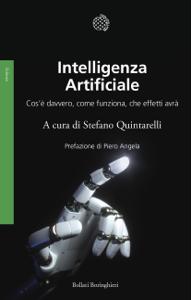 Intelligenza artificiale Copertina del libro