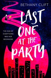 Last One at the Party Book Cover