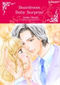 Boardroom Baby Surprise Book Cover