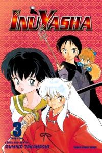 Inuyasha (VIZBIG Edition), Vol. 3 Book Cover