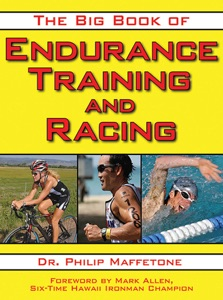 The Big Book of Endurance Training and Racing Book Cover