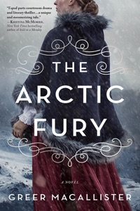 The Arctic Fury Book Cover