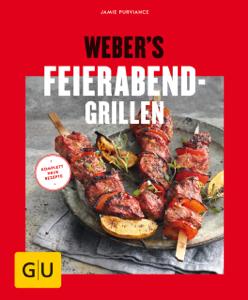 Weber's Feierabend-Grillen Buch-Cover