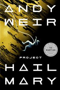 Project Hail Mary Boekomslag