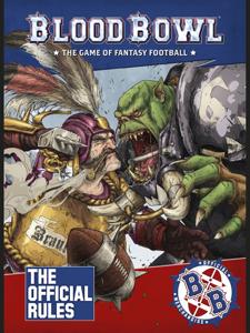 Blood Bowl Rulebook 2020 Boekomslag