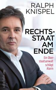 Rechtsstaat am Ende Buch-Cover