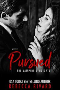 Pursued Book Cover