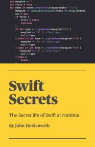 Swift Secrets Capa de livro