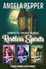 Restless Spirits Cozy Ghost Mystery Trilogy