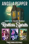 Restless Spirits Cozy Ghost Mystery Trilogy