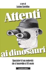 Attenti ai dinosauri! Book Cover