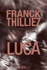Luca La couverture du livre martien
