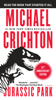 Michael Crichton - Jurassic Park  artwork