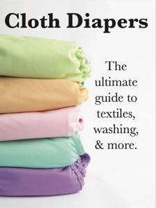 Cloth Diapers Book Cover