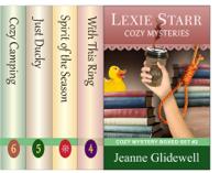 Download Lexie Starr Cozy Mysteries Boxed Set (Books 4 to 6) ePub | pdf books