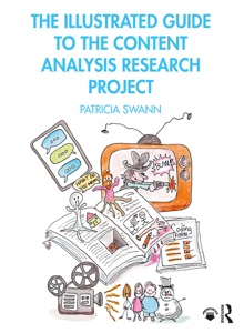 The Illustrated Guide to the Content Analysis Research Project Book Cover
