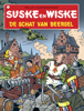 Willy Vandersteen - De Schat van Beersel kunstwerk