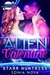 Alien Valentine Cosmic Connections