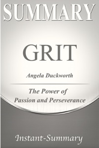 Grit: The Power of Passion and Perseverance Summary