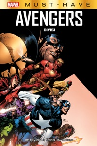 Marvel Must-Have: Avengers divisi Book Cover