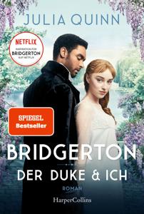 Bridgerton - Der Duke und ich Buch-Cover