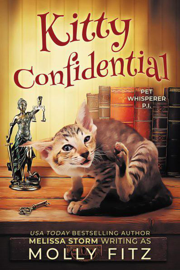 Kitty Confidential book