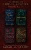 Sarah M. Cradit - The House of Crimson & Clover Volumes I-IV artwork