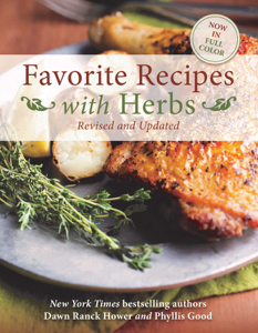 Favorite Recipes with Herbs Book Cover