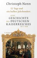 Christoph Nonn - 12 Tage und ein halbes Jahrhundert artwork