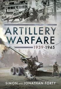 Artillery Warfare, 1939–1945 Buch-Cover