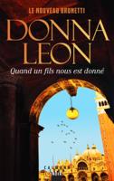 Donna Leon - Quand un fils nous est donné artwork